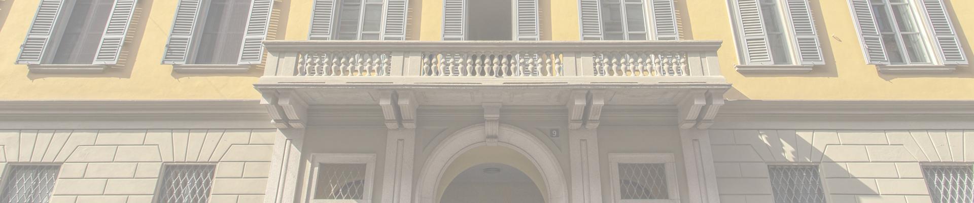 Edificio dello Studio Legale Tributario Cortinovis Cameroni Ricciardi
